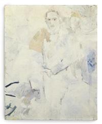 self-portrait by luc tuymans