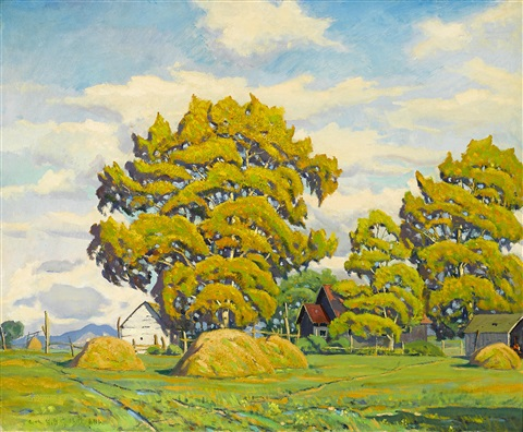 the gilbert ranch near stockton by arthur hill gilbert