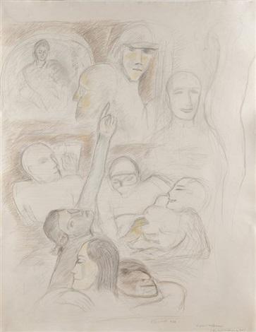 le grand renfermement, 1ère version by pierre klossowski