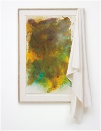 untitled (kool-aid) by david hammons