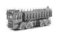 dump truck (scale model 1:6) by wim delvoye