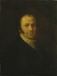 portret dr walentego pozówskiego by joseph brodowski