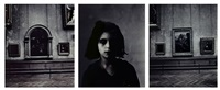 untitled 73, 74, 72 (triptych) by bill henson