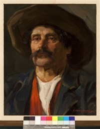 il vaquero by ernest martin hennings