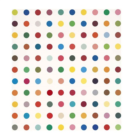 anhydrogitalin by damien hirst