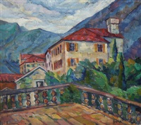 motiv aus montenegro by ladislav sima