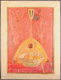 trójkątny instrument by czeslaw rzepinski