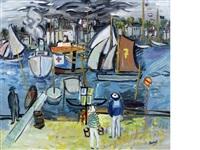 bateaux by carlos nadal