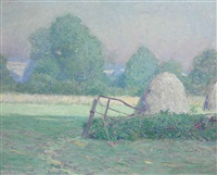july afternoon by guy rose