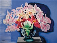 les orchidees by moïse kisling