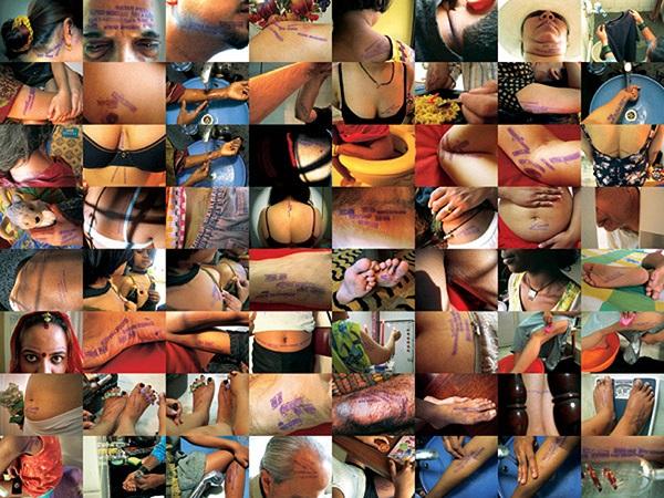 birthmarks tattoos pair by reena saini kallat