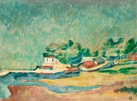 le petit port de plaisance by egon adler