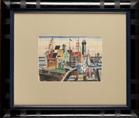 port 1 by waclaw wasowicz