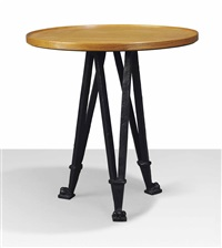 occasional table by andré arbus
