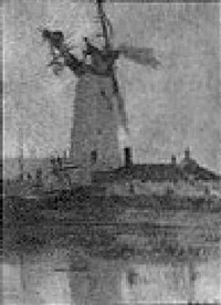 the wind mill by rudolf helmut sauter
