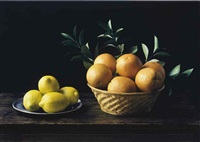 homage a zurbaran (still life no.6), new york by evelyn hofer