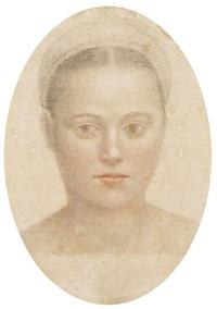 porträt der jungen lucrezia panciatichi by agnolo bronzino