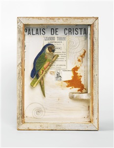 artwork by joseph cornell