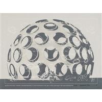 monohex dome by buckminster fuller