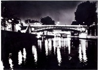 ponts de paris by karl lagerfeld