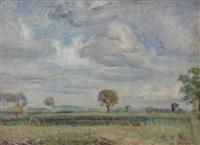 paesaggio by domenico buratti