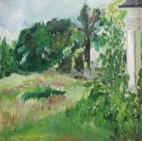 summer landscape by jane freilicher