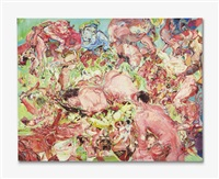 seven brides for seven brothers by cecily brown