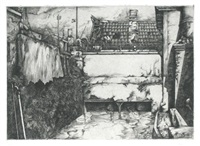 ohne titel (11 works) by otto coester