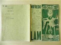 untitled (set of 2) by wifredo lam
