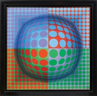 pal-66 by victor vasarely