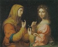 marta e maria by giuseppe patania