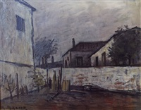 muro blanco by alceu ribeiro