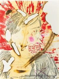 effigy (piggy man) by barnaby furnas