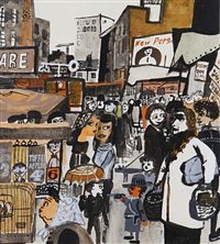 petticoat lane by james boswell