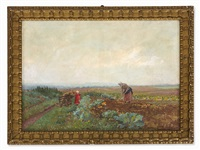 harvest by anton hans karlinsky
