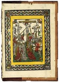 der kalvarienberg - kreuzigung christi by anonymous (15)