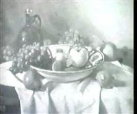stilleben mit fruchten by andré broedelet