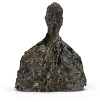 dr. fraenkel by alberto giacometti