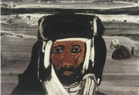 a bedouin by charles s. (pic) higgins