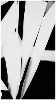 fold (70 degree directional light source) by walead beshty