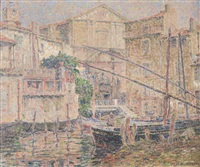 les martigues by henri aurrens