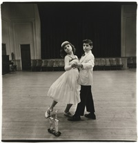 national junior interstate dance champions of, yonkers, n.y. by diane arbus