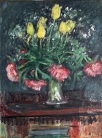 bouquet de fleurs by jean puy