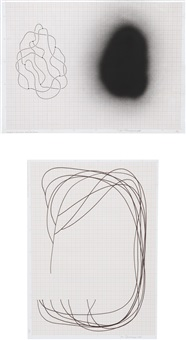 untitled;p untitled (2 works) by josé damasceno