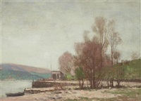 on the banks of the loch by george houston