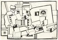 composition for k 7 husar by gösta (gan) adrian-nilsson
