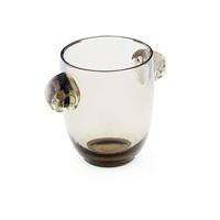 albert topaz glass vase by rené lalique