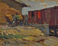 station by karlis danne