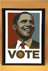 vote by shepard fairey