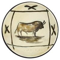 taureau en pied/bull by pablo picasso